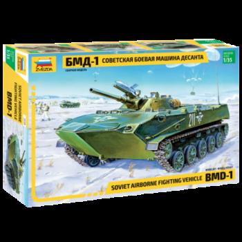 """3559 Zvezda Desantininkų karinė mašina """"BMD – 1"""""""