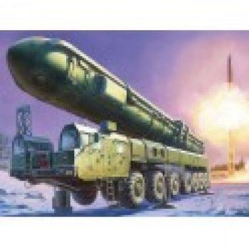 "5003 Zvezda Raketų kompleksas""Topol"""