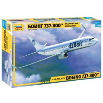 "7019 Zvezda Avialaineris ""Boeing 737 – 800"""