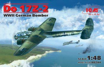 48244 Bombonešis ''Do 17Z-2''