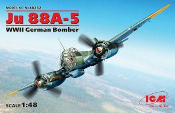 48232 Bombonešis ''Ju 88A-5''