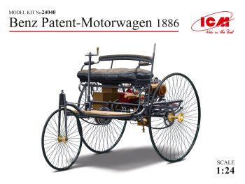ICM24040 Automobilis ''Benz Patent -Motorwagen 1886''