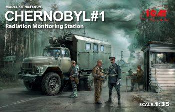 ICM Černobylis1 ''Radiacijos patikros stotis''