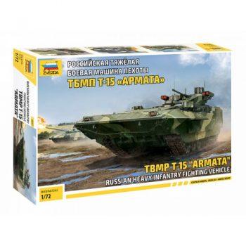 "5057 Zvezda Tankas ""TBMP T – 15 ""ARMATA"""