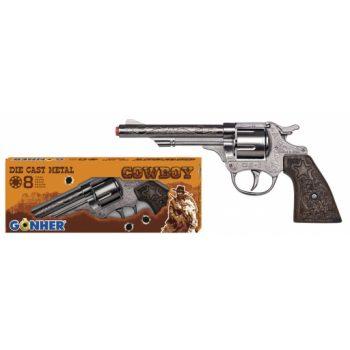 80/0 GONHER revolveris kaubojaus 8 šovinių