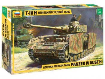3620 Zvezda Panzer IV Ausf. H
