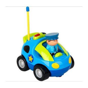 Mašina su valdymo pultu ''Policija''