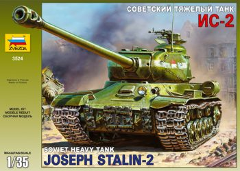 3524 Zvezda Joseph Stalin-2 Soviet Heavy Tank