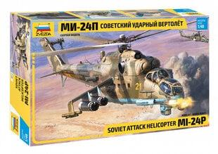 4812 Klijuojamas Modelis Zvezda MIL MI-24P 1/48