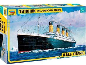 9059 Zvezda RMS Titanic