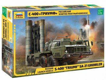 5068 Zvezda S-400 Triumf