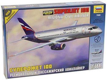 7009Zvezda Russian Suchoj Superjet 100