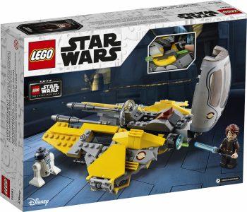 75281 LEGO® Star Wars™ Anakino džedajų™ naikintuvas