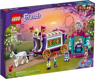 41688 LEGO® Friends Maģiška kariete