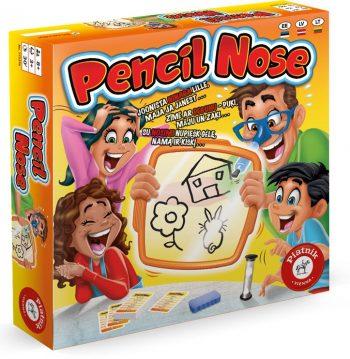 75376 PIATNIK Stalo Žaidimas Pencil Nose