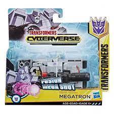 Robotas transformeris megatron