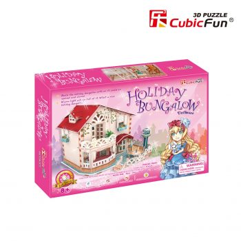 Cubic Fun 3d dėlionė
