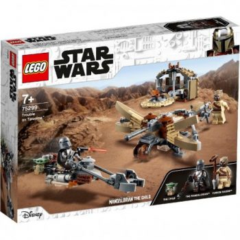 75299 LEGO® Star Wars™ Bėda Tatuine