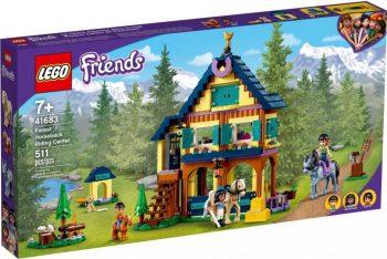 41683 LEGO® Friends Miško jodinėjimo centras