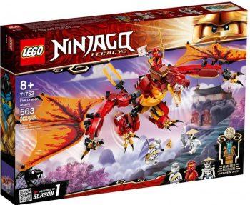 71753 LEGO® NINJAGO® Ugnies drakono puolimas