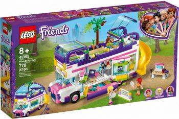 41395 LEGO® Friends Draugystės autobusas