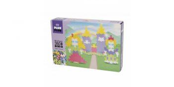 Plus Plus konstruktorius, Princesės pilis, Mini pastelinės 360, 3737
