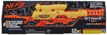 E7567 Hasbro NERF šautuvas Alpha Strike Wolf LR 1