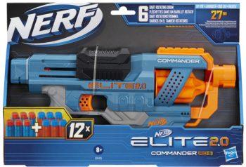 E9485 Hasbro NERF ELITE Šautuvas 2.0 COMMANDER