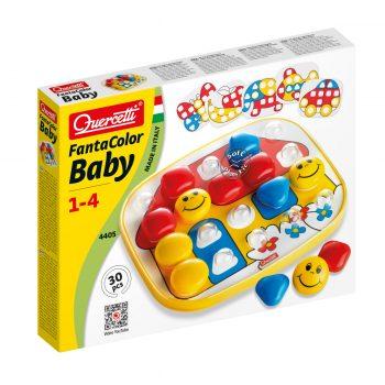 4405 QUERCETTI rinkinys FantaColor Baby