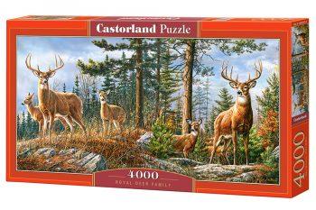 C-400317 Castrland ROYAL DEER FAMILY
