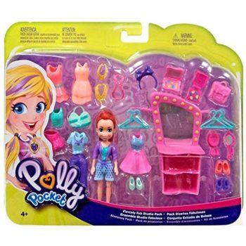 GBF85 Mattel POLLY POCKET laisvalaikio rinkinys