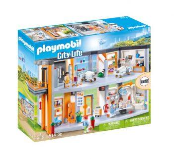 Playmobil City life, Didžioji ligoninė, 70190