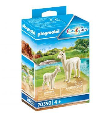 Playmobil Family Fun, Alpakos, 70350