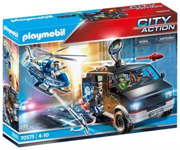 Playmobil City Action, Policijos misija su sraigtasparniu, 70575