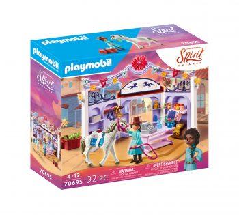 Playmobil Dreamworks Spirit, Miradero parduotuvė, 70695