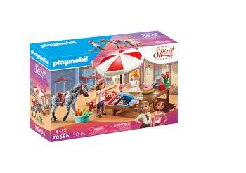 Playmobil Dreamworks Spirit, Miradero parduotuvė, 70696