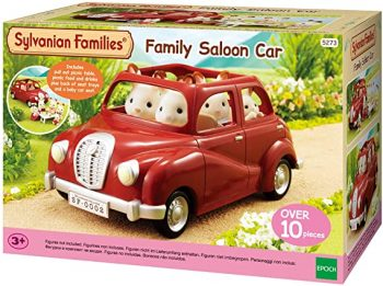 5273 SYLVANIAN FAMILIES Šeimos mašina