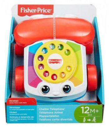 FGW66 FISHER PRICE žaislas Telefonas