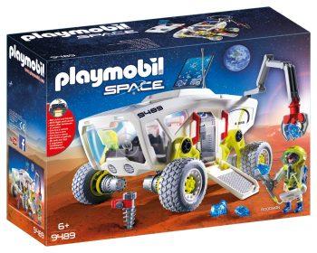 Playmobil Space, Marso tyrimų transporto priemonė, 9489