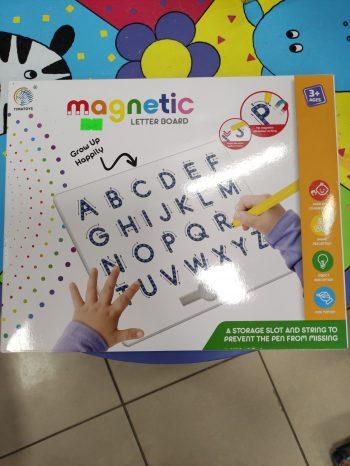 Magnetinė abecelė