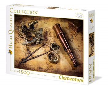 31808 Clementoni Course to the treasure