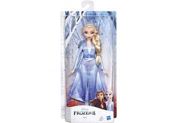 "E5514 FROZEN Klasikinė ""Ledo šalies-2"" lėlytė, Elsa"