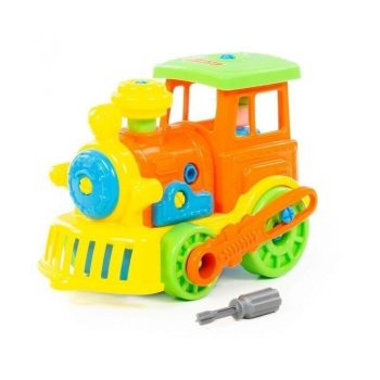 7125 Konstruktorius transporto priemonė Garvežys, 28 cm