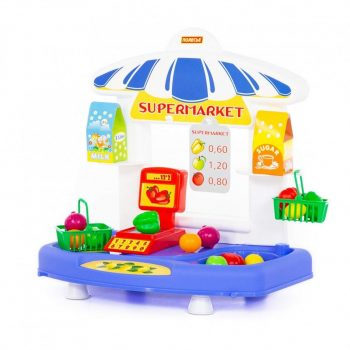 "5341 Parduotuvės rinkinys ""Supermarket"" Polesie, 47 cm"