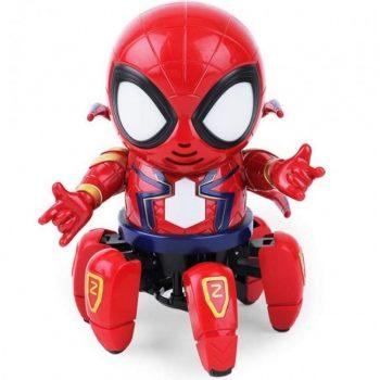 2234 Spider robotas su valdymo pultu (raudonas)