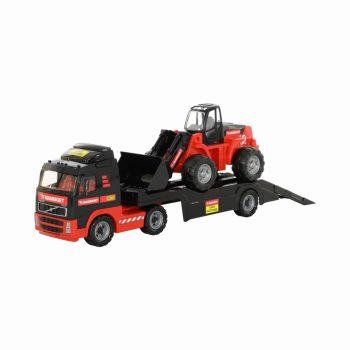 5673 Sunkvežimis MAMMOET su krautuvu 2in1, 90 cm