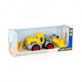 3773 Mašina traktorius krovėjas WADER 38cm
