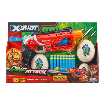 4860 XSHOT žaislinis šautuvas Dino Striker