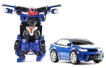 301002 Young Toys Tobot Y Mini , mėlyna