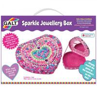 Rinkinys SPARKLE JEWELLERY BOX, Galt, 1003835
